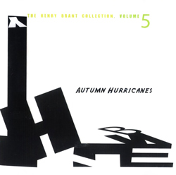 Brant, Henry : The Henry Brant Collection, Volume 5: Autumn Hurricanes <i>[Used Item]</i>