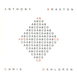 Braxton, Anthony / Dahlgren, Chris: ABCD (Not Two Records)