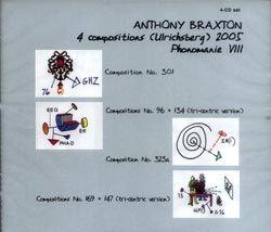 Braxton, Anthony: Phonomanie VIII (Leo)