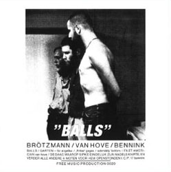Brotzmann, Peter: Balls [VINYL]