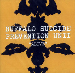 Buffalo Suicide Prevention Unit: Alive (Ruby Red Editora)