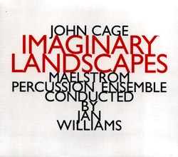 Cage, John: Imaginary Landscapes (Hat [now] ART)