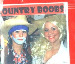 Chadbourne, Eugene: Country Boobs (Chadula)