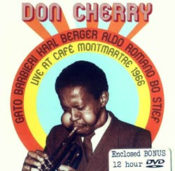 Cherry Quintet, Don: Live at the Cafe Montmartre 1966