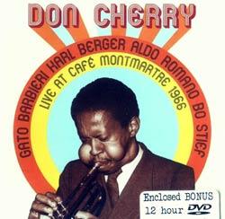 Cherry Quintet, Don: Live at the Cafe Montmartre 1966 (ESP)
