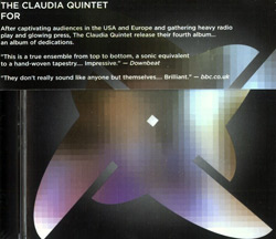 Claudia Quintet, The : For