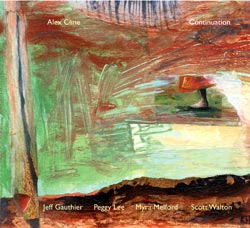 Cline, Alex: Continuation (Cryptogramophone)