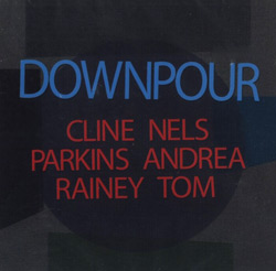 Cline, Nels / Andrea Parkins / Tom Rainey: Downpour (Les Disques Victo)