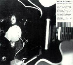 Alan Courtis: Unstringed Guitar And Cymbals (Blossoming Noise)