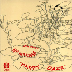 Dean, Elton's Ninesense: Happy Daze + Oh! For The Edge