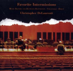 DeLaurenti, Christopher : Favorite Intermissions <i>[Used Item]</i> (GD Stereo)