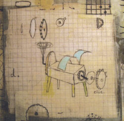 Falaise, Bernard : Clic (Ambiances Magnetiques)