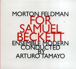 Feldman, Morton: For Samuel Beckett <i>[Used Item]</i>