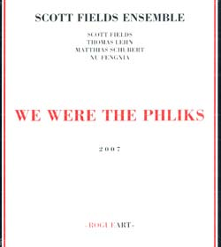 Fields Ensemble, Scott: We Are The Phliks (RogueArt)