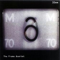 Frame Quartet (Vandermark / Daisy / Lonberg-Holm / McBride): 35mm