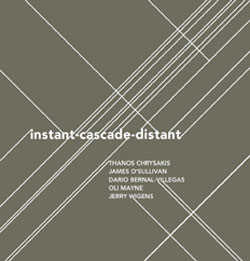 Chrysakis / O'Sullivan / Bernal-Villegas / Mayne / Wigens: Instant-Cascade-Distant (Aural Terrains)