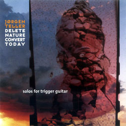 Teller, Jorgen: Delete Nature (Ninth World)