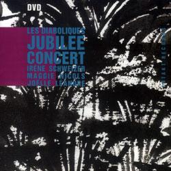Les Diaboliques (Schweizer / Nicols / Leandre): Jubilee Concert [DVD in PAL format] (Intakt)
