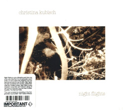 Kubisch, Christina: Night Flights