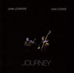 Leandre, Joelle & India Cooke: Journey [VINYL] (NoBusiness)