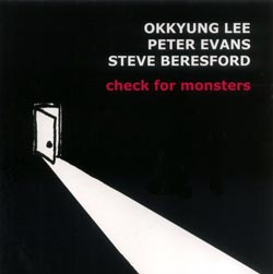 Lee / Evans / Beresford: Check For Monsters (Emanem)