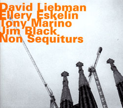 Liebman / Eskelin with Tony Marino & Jim Black: Non Sequiturs (Hatology)