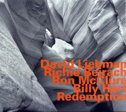 Liebman / Beirach / McClure / Hart : Redemption <i>[Used Item]</i>