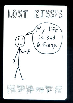 Lost Kisses: My Life is Sad & Funny [DVD] (Silber Media)