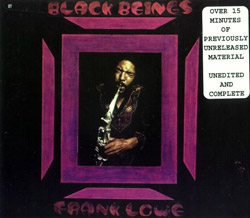 Lowe, Frank : Black Beings (ESP)