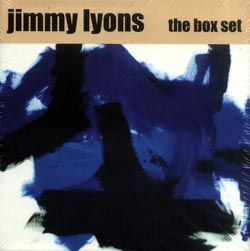 Lyons, Jimmy: The Box Set