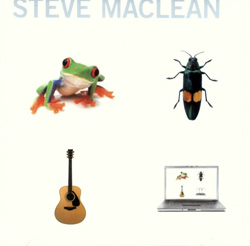 MacLean, Steve: Frog Bug Guitar Computer