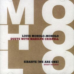Moholo-Moholo, Louis / Marilyn Crispell: Sibanye (we Are One): Duets
