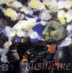Moholo, Loius / Evan Parker Quintet: Bush Fire