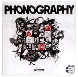 Moore, R. Stevie: Phonography (Recommended Records)