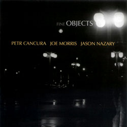 Cancura / Morris / Nazary: Fine Objects (Not Two Records)