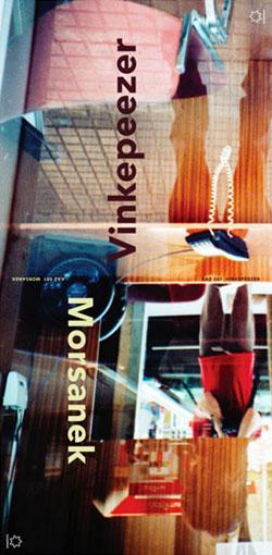 Morsanek / Vinekeeper: Split LP [VINYL]