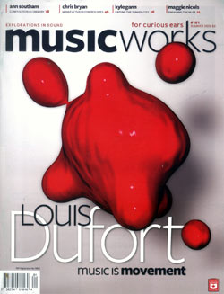 MusicWorks: #101 Spring 2008 [MAGAZINE + CD] (Musicworks)