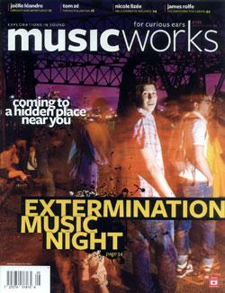 MusicWorks: #105 Winter 2009 (Musicworks)