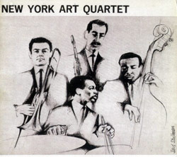 New York Art Quartet (ESP)