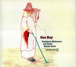 Nakamura, Toshimaru  / English (Foster, Joe / Jones, Bonnie): One Day (erstwhile)