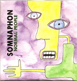 Somnaphon: Normal People (ACK Recordings)