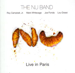 The Nu Band: Live in Paris [VINYL] (NoBusiness)