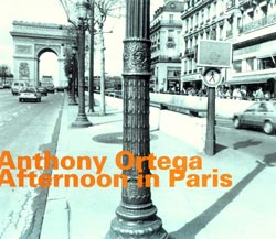 Ortega, Anthony: Afternoon In Paris (Hatology)
