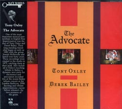 Oxley, Tony: The Advocate