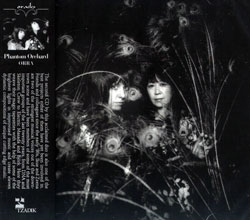 Mori, Ikue & Parkins, Zeena: Phantom Orchard (Tzadik)