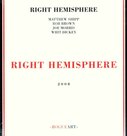 Right Hemisphere (Shipp / Brown / Morris / Dickey): Right Hemisphere (RogueArt)
