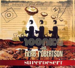 100NKA & Herb Robertson : Superdesert