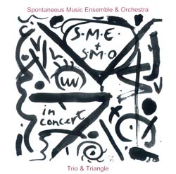 Spontaneous Music Ensemble & Orchestra: Trio & Triangle (Emanem)