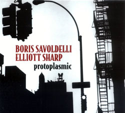 Savoldelli, Boris & Elliott Sharp: Protoplasmic (MoonJune Records)