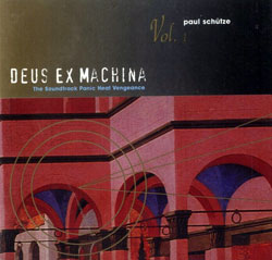 Schutze, Paul: Desu Ex Machina, The Soundtrack Panic Heat Vengenance Vol. 1 <i>[Used Item]</i>